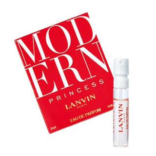 ランバン(LANVIN)のLANVIN  オードパルファム 2mℓ(香水(男性用))