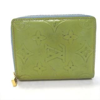 ルイヴィトン(LOUIS VUITTON)のルイヴィトン 財布 ヴィトン ヴェルニ 二つ折り財布(財布)