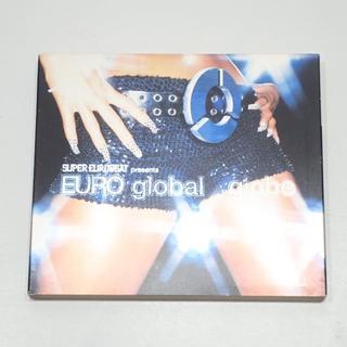 C377 中古品 globe EURO global アルバム 歌詞カードあり(ポップス/ロック(邦楽))