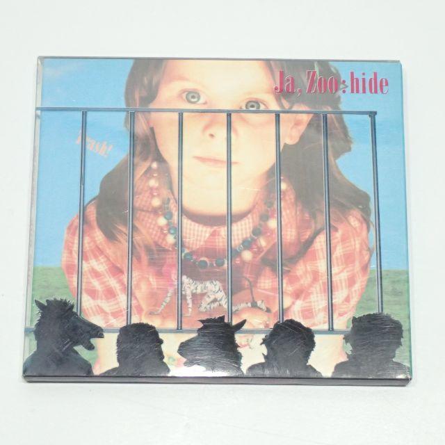 C379 hide ja.ZOO 初回盤CD X Japan エンタメ/ホビーのCD(ポップス/ロック(邦楽))の商品写真