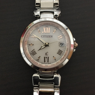 CITIZEN - xC EC1034-59W クロスシー ハッピーフライト 腕時計