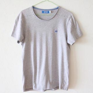 アディダス(adidas)の【adidas】トレフォイルロゴ付き 半袖Tシャツ☆(Tシャツ/カットソー(半袖/袖なし))
