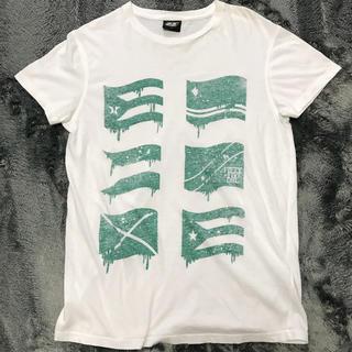 フィフティーファイブディーエスエル(55DSL)の55ディーゼル Tシャツ ホワイト(Tシャツ/カットソー(半袖/袖なし))