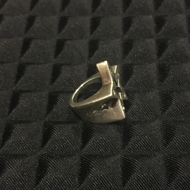 BANKROBBER(バンクロバー)のBANKROBBER×マジカルデザインスターリング メンズのアクセサリー(リング(指輪))の商品写真