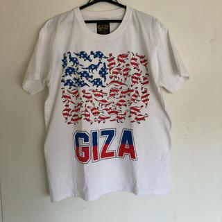 ギザ(GIZA)のGIZA Tシャツ(Tシャツ/カットソー(半袖/袖なし))