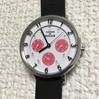 CABANE de ZUCCa - 再値下げ【未使用・美品】zucca腕時計