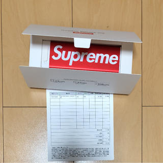 シュプリーム(Supreme)のsupreme mophie encore 20k(バッテリー/充電器)