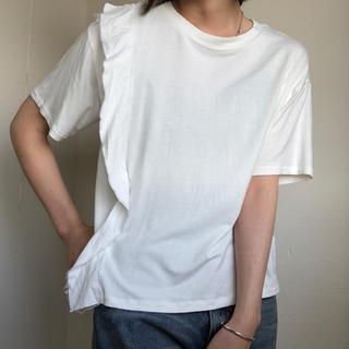 ドゥロワー(Drawer)のHACHE tee(Tシャツ(半袖/袖なし))