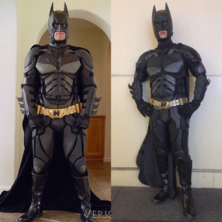 バットマン 衣装 ダークナイトトリロジー(衣装一式)