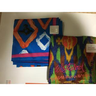 ヴィヴィアンウエストウッド(Vivienne Westwood)のVivienne Westwood/ハンカチ2枚(ハンカチ/バンダナ)