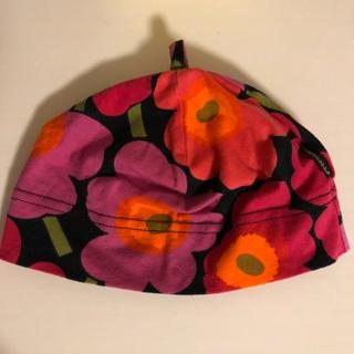 マリメッコ(marimekko)のマリメッコ 帽子 ベビー(帽子)