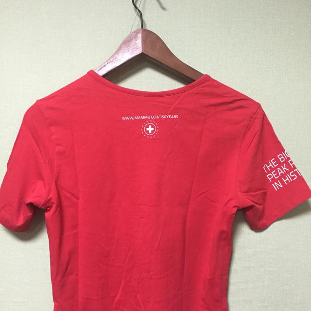 Mammut(マムート)の6/30まで!美品☆MAMMUT Tシャツ スポーツ/アウトドアのアウトドア(登山用品)の商品写真