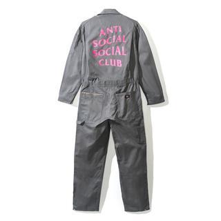 シュプリーム(Supreme)のanti social social club palmas suit ツナギ (その他)