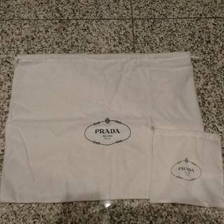 プラダ(PRADA)の♡プラダ 巾着2枚セット♡(ショップ袋)