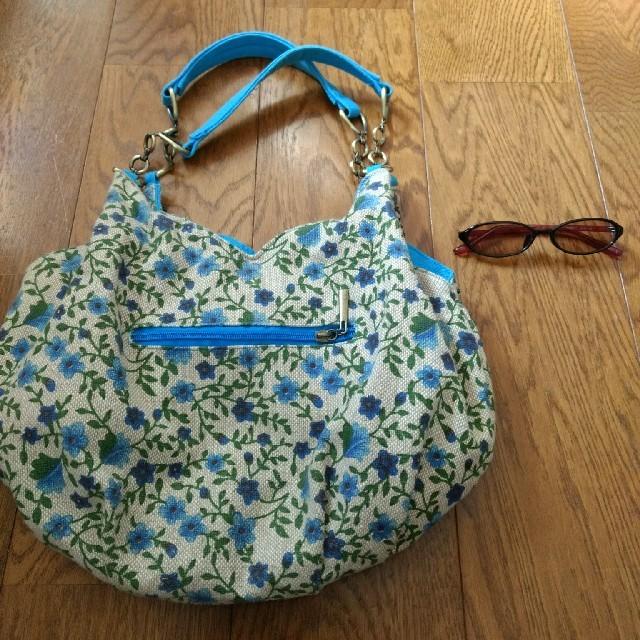 ビーズ刺繍バッグ レディースのバッグ(ショルダーバッグ)の商品写真