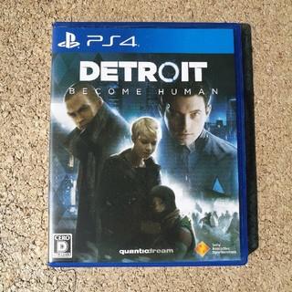 プレイステーション4(PlayStation4)のPS4 DETROIT: BECOME HUMAN デトロイトビカムヒューマン(家庭用ゲームソフト)