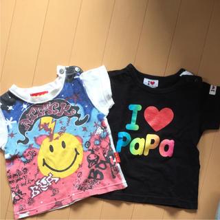 80☆Tシャツ2枚セット