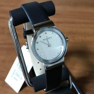 スカーゲン(SKAGEN)の新品 スカーゲン SKAGEN 腕時計 時計 レディース 358XSSLBC(腕時計)