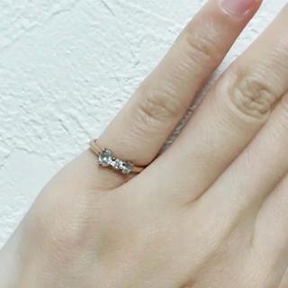 サマンサシルヴァ(Samantha Silva)のSAMANTHA SILVAピンキーリング キティコラボ(リング(指輪))