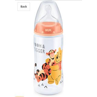 ディズニー(Disney)のnuk ヌーク  ディズニー プーさん1 ラーナーボトル  哺乳瓶(哺乳ビン)
