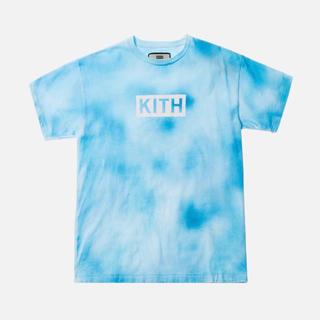 シュプリーム(Supreme)のKith Tie Dye Box Logo Tee M 新品(Tシャツ/カットソー(半袖/袖なし))