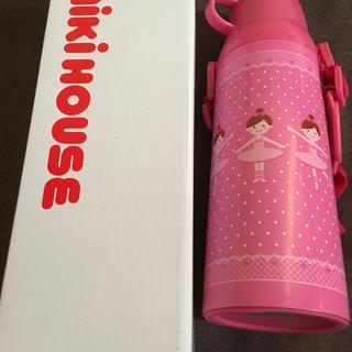 ミキハウス(mikihouse)の新品タグ付きミキハウス水筒(水筒)
