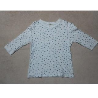 ケイティー(Katie)の花柄の七分袖シャツ(Tシャツ(長袖/七分))
