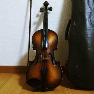 【黒装一枚板】鈴木バイオリン 1/4 No.11 スズキ Suzuki(ヴァイオリン)