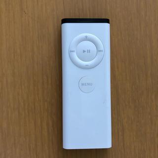 マック(Mac (Apple))のMac 純正リモコン(PC周辺機器)