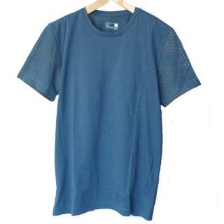 アディダス(adidas)の新品Lより大きいO★アディダス青クライマライトバクプリT送料込(Tシャツ/カットソー(半袖/袖なし))