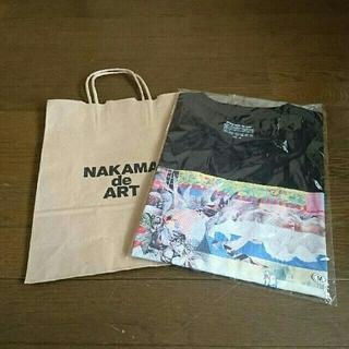 スマップ(SMAP)のNAKAMA de ART   Tシャツ  Mサイズ(Tシャツ/カットソー(半袖/袖なし))