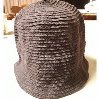 ムジルシリョウヒン(MUJI (無印良品))の無印良品 折り畳み帽子(ハット)