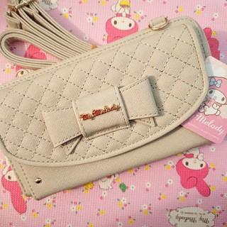 シマムラ(しまむら)の新品 リズメロ お財布 ショルダー♥️(財布)