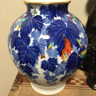 香蘭社 花瓶 壺