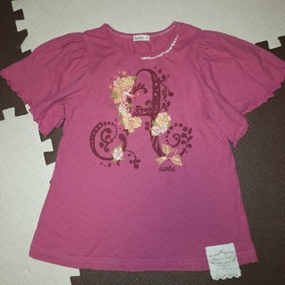 アコバ(Acoba)のトップス  120(Tシャツ/カットソー)