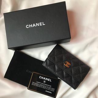 シャネル(CHANEL)のCHANEL 名刺入れ&カードケース(名刺入れ/定期入れ)