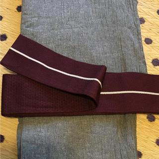 男性用浴衣と帯のセット(浴衣帯)