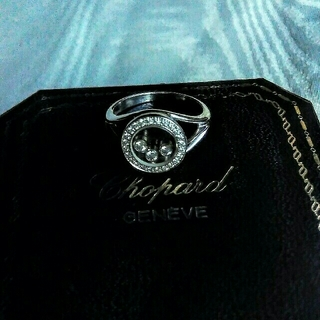 ショパール(Chopard)の◈Chopard  K18WG リング◈(リング(指輪))