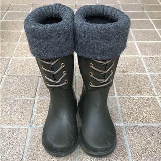ザラ(ZARA)のザラの長靴(長靴/レインシューズ)