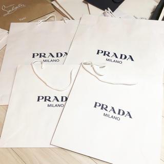 プラダ(PRADA)のプラダ ショップ袋(ショップ袋)