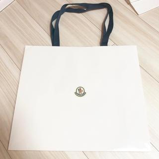 モンクレール(MONCLER)のモンクレール ショップ袋(ショップ袋)