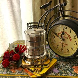 バリゴ(BARIGO)の【新品】バリゴの温湿計時計(日用品/生活雑貨)