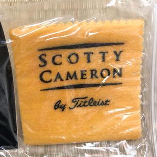 スコッティキャメロン(Scotty Cameron)の新品 スコッティ・キャメロン/タイトリスト オイルクロス   (その他)