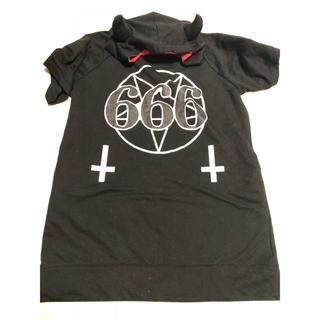 ヘルキャットパンクス(HELLCATPUNKS)のHELL CAT PUNKS 半袖(Tシャツ(半袖/袖なし))
