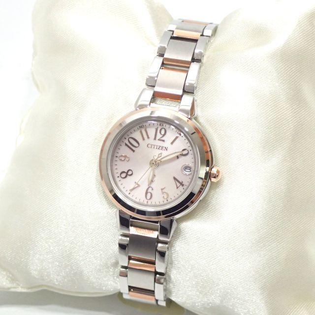 CITIZEN(シチズン)のA617 新品シチズン xC クロスシー H058-T016553 レディース レディースのファッション小物(腕時計)の商品写真
