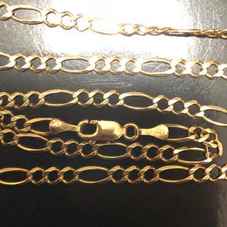 アヴァランチ(AVALANCHE)のアヴァランチ  10k  フィガロネックレス(ネックレス)