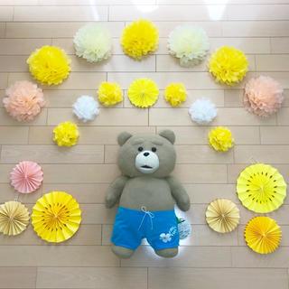 お花飾りセット(モビール)