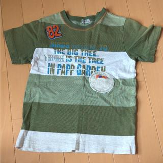 パプ(papp)のPapp Tシャツ 130(Tシャツ/カットソー)