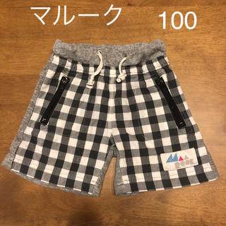 マルーク(maarook)のマルーク    キッズ ショートパンツ  100(パンツ/スパッツ)