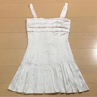 シャネル(CHANEL)のシャネルシルクワンピース(その他ドレス)